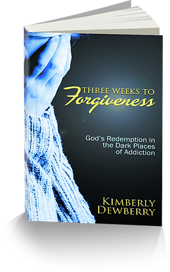 Three Weeks to Forgiveness Cover