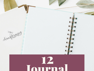 Journal Prompts for the 12 Steps of Recovery