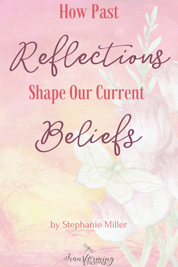 Past Reflections Current Beliefs PIN