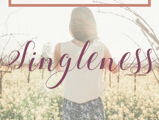 How to Maintain Faith in Singleness
