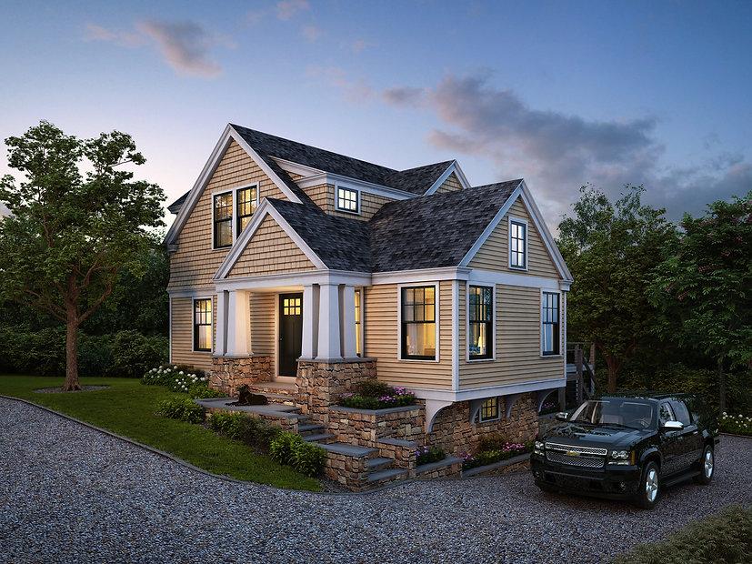Latitude Architects Bungalow Renovation