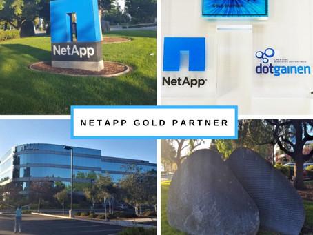 Gold Partner Netapp