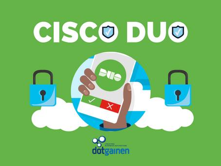 Cisco Duo MFA