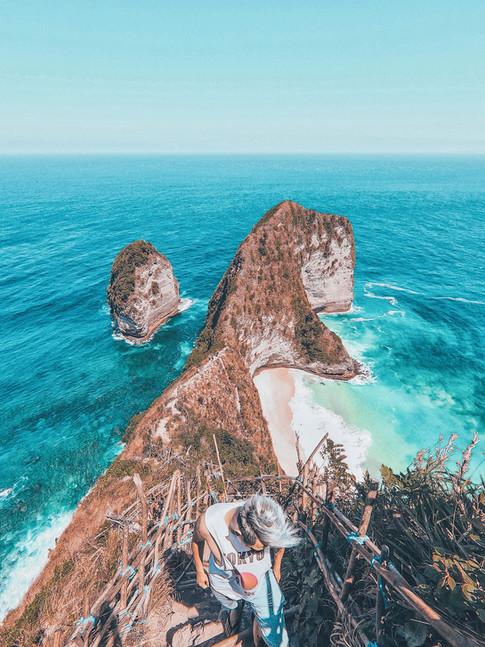 Kelingking Beach - Bali