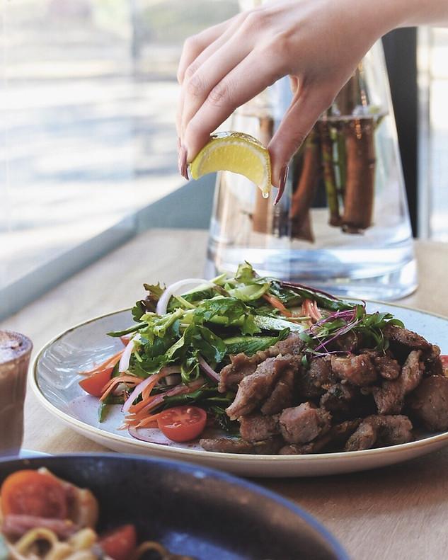 Thai Pork/Beef Salad