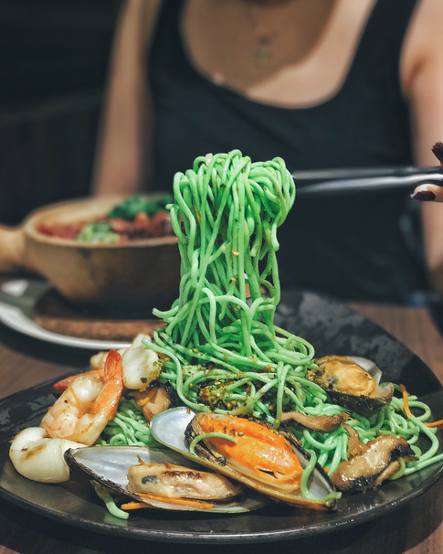 Best Green Noodle in Town