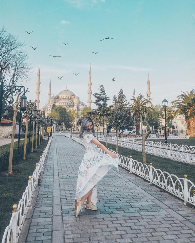 Sultan Ahmet aka Blue Mosque