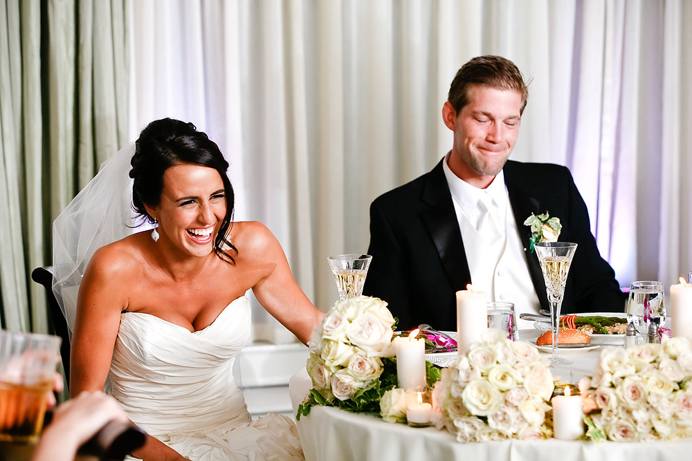 The Perfect Wedding Toast