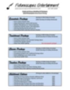 Package List - WEDDINGS - Preferred.jpg