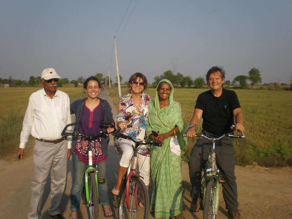 cycling at farm.JPG