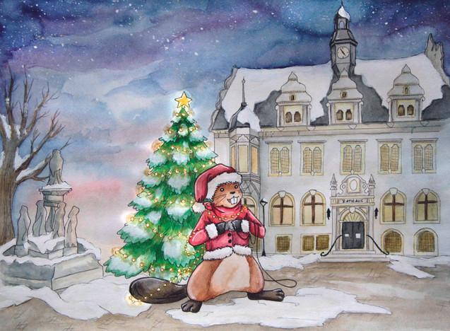 Oh du Fröhliche.... (Coverbild für den Adventskalender)