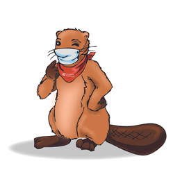 Elbis Corona-Tips: Bitte einen Mund-Nasen-Schutz tragen!