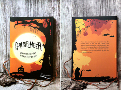 """Halloween-Anthologie der Onlinezeitschrift """"Schreibmeer"""""""