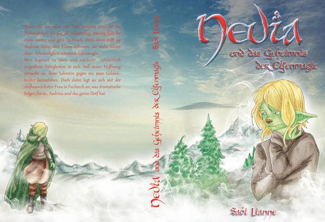 Buchcover - Sabi Lianne
