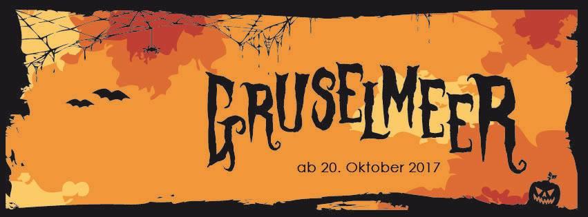 """Halloween-Anthologie der Onlinezeitschrift """"Schreibmeer"""" - Facebooktitelbild"""
