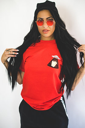 Red Noodle Tee