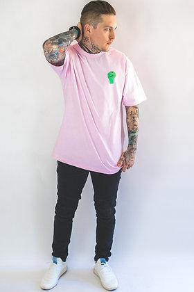 Pink Mask Tee