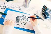 Dessin Animé personne Sketch