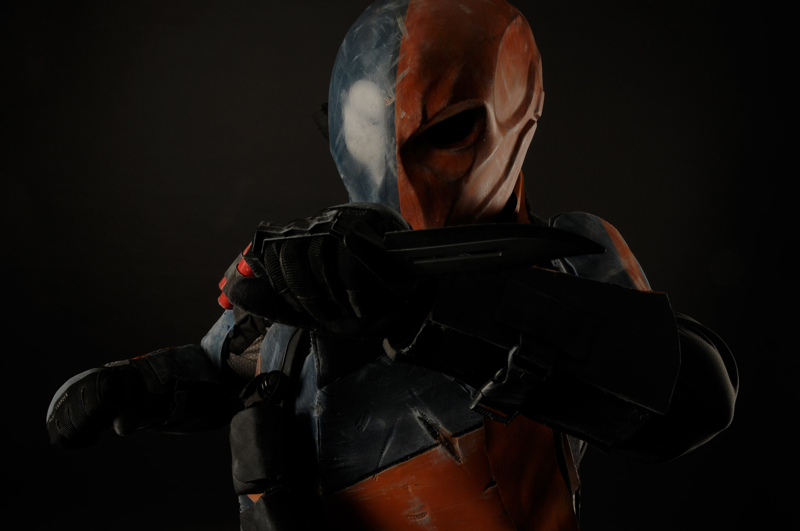Deathstroke Photo by Droo Photography