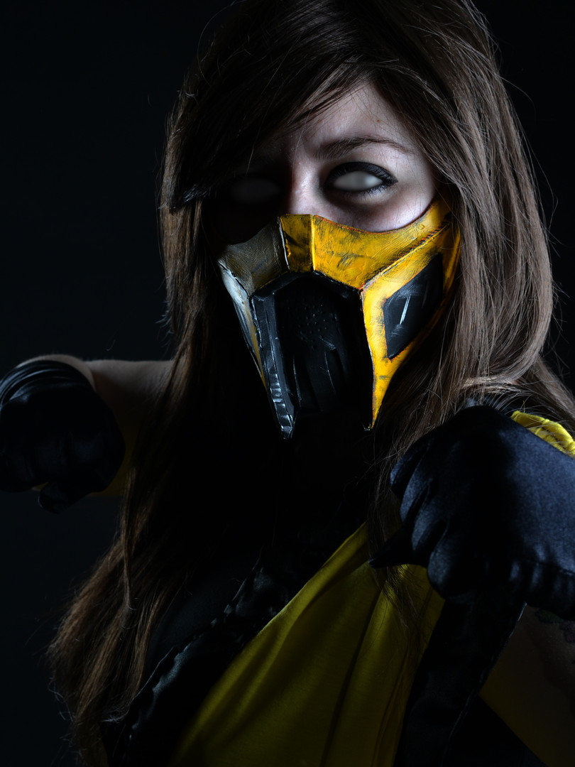 Scorpion Photo by Rebel Shotz Photography