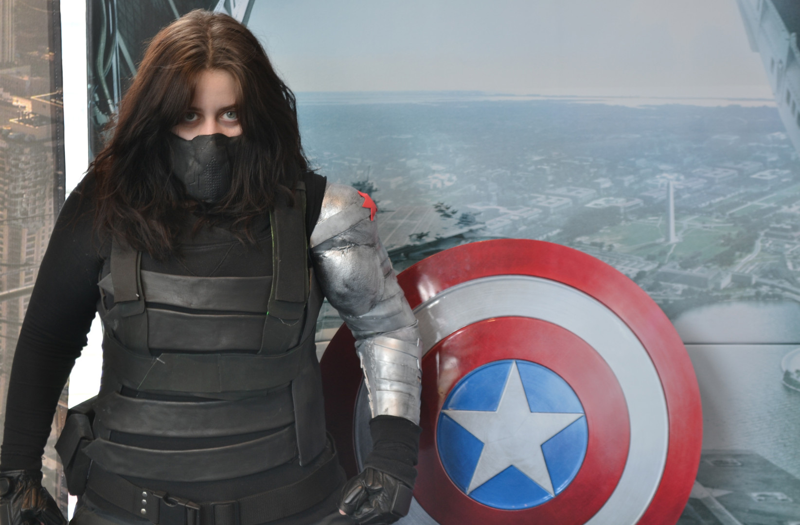 Winter Soldier Photo by Dee Elle Cosplay