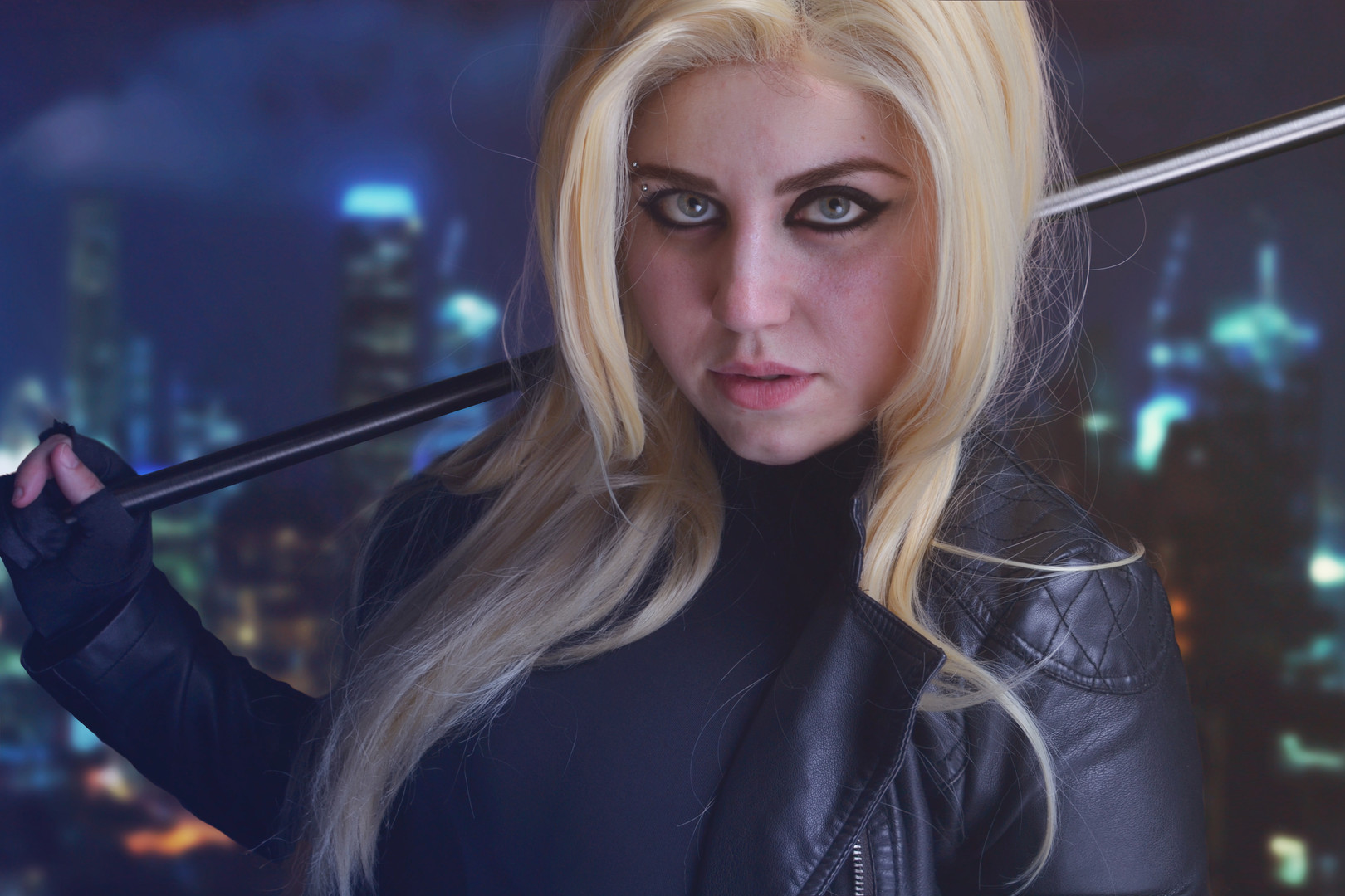 Black Canary Photo by Rebel Shotz Photography