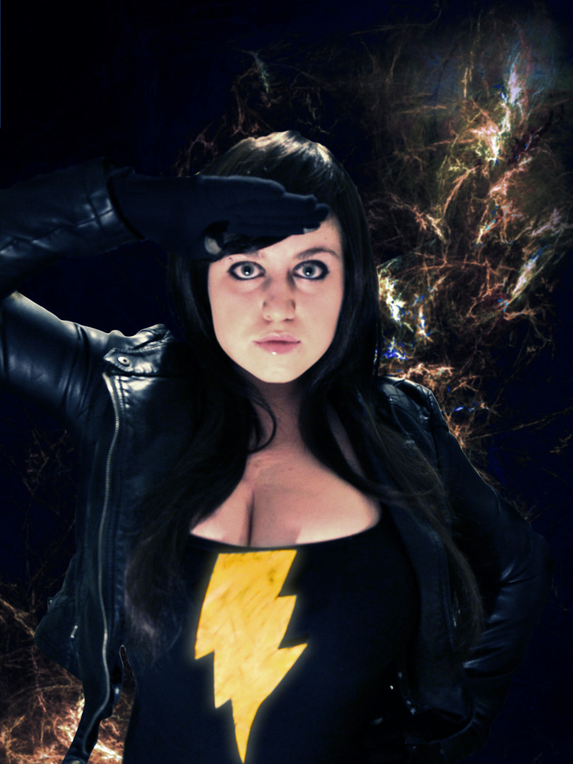 Mary Marvel Photo by me