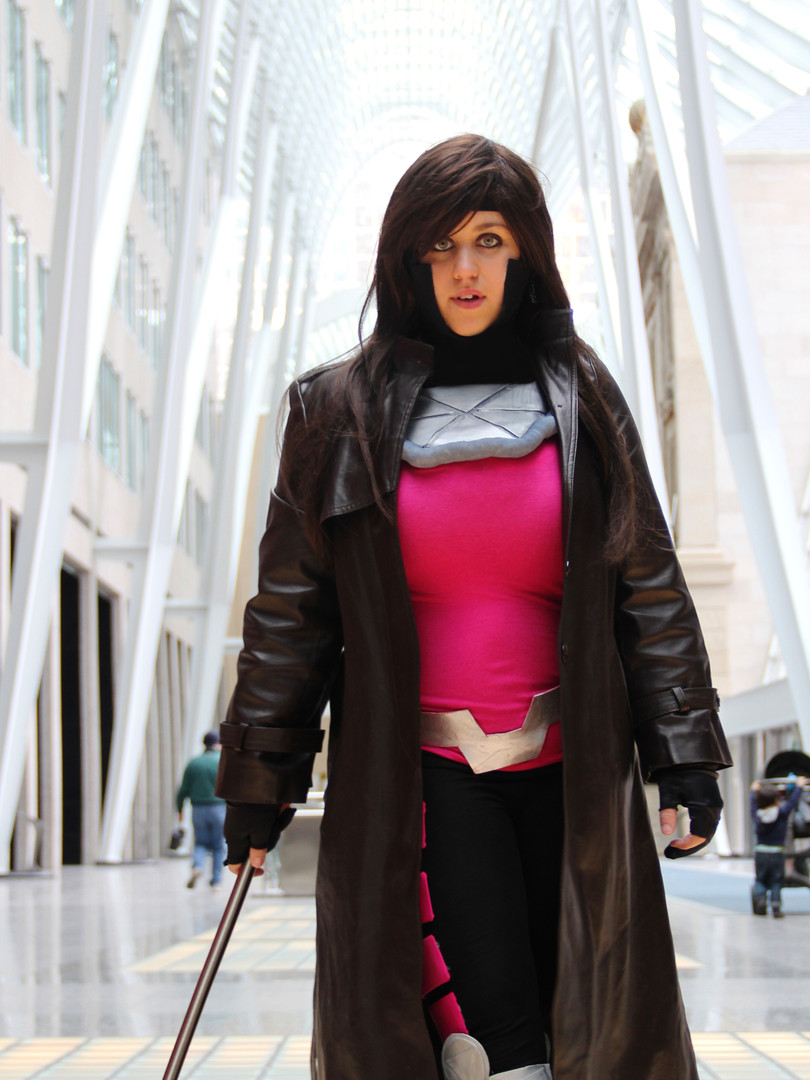 Gambit Photo by Zandragon designs