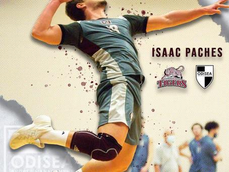 Isaac Paches - El Vóley Desde La Perspectiva Estadounidense
