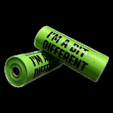 Little Green Dog Single Roll