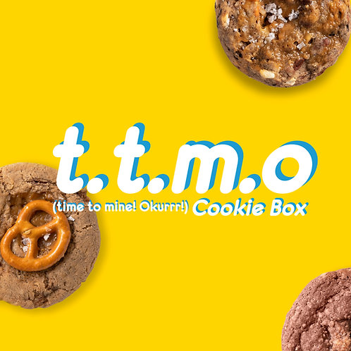 T.T.M.O Cookie Box