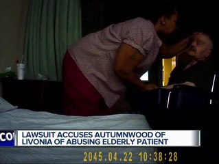 Nursing home sued by 89-year-old man over violent abuse caught on tape