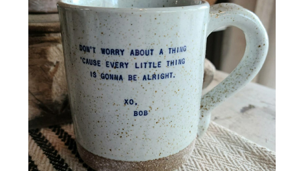 Coffee mug ~ Bob