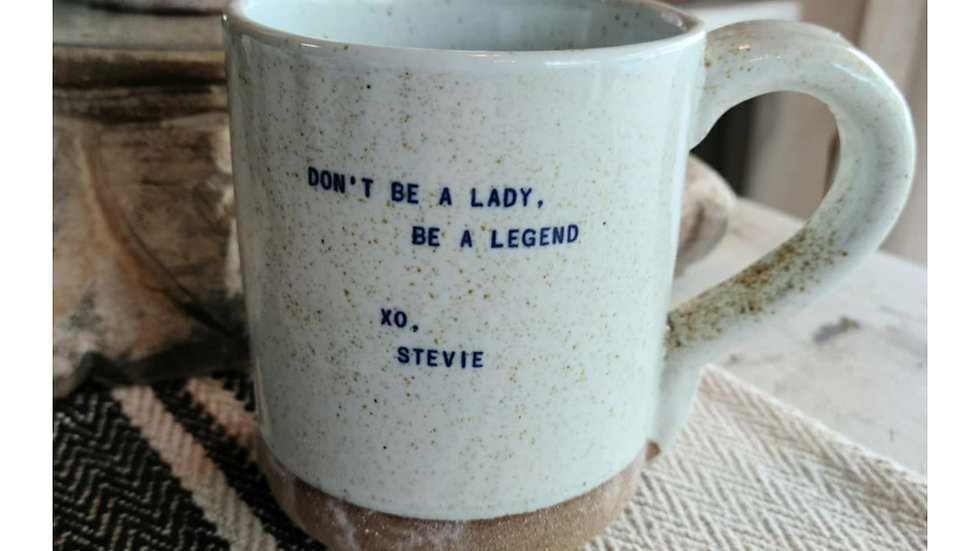 Coffee mug ~ Stevie