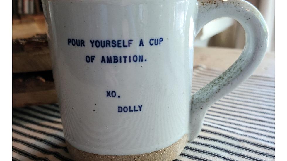Coffee mug ~ Dolly