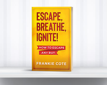 life coaching, life coach, motivation, inspiration, book, frankie cote