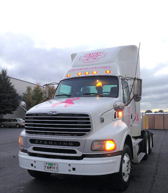 Laura's Truck