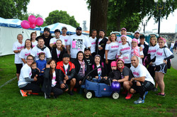 Terminal Transfer Race for the Cure