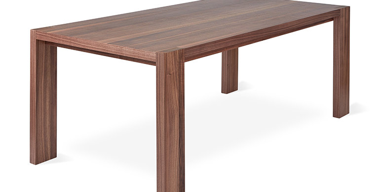 Table Plank - Noyer