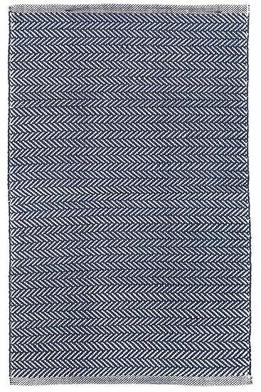 Herringbone Navy