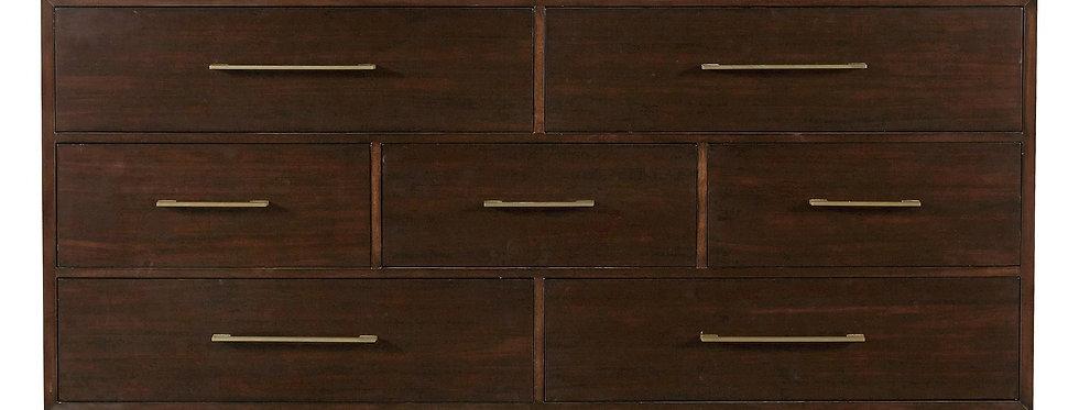 Mahogany - 7 tiroirs