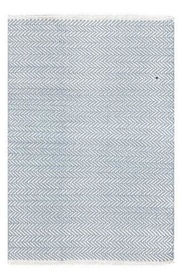 Herringbone - Bleu suédois