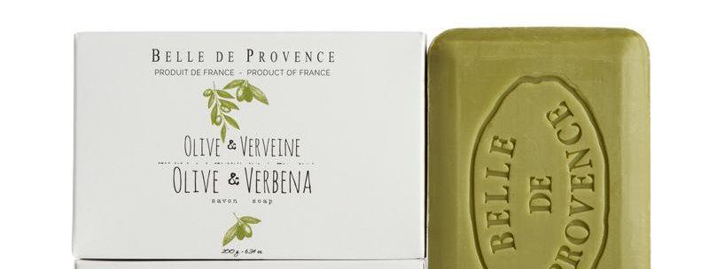 Savon - Olive Verveine