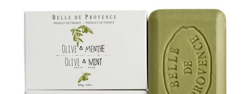 Savon - Olive Menthe