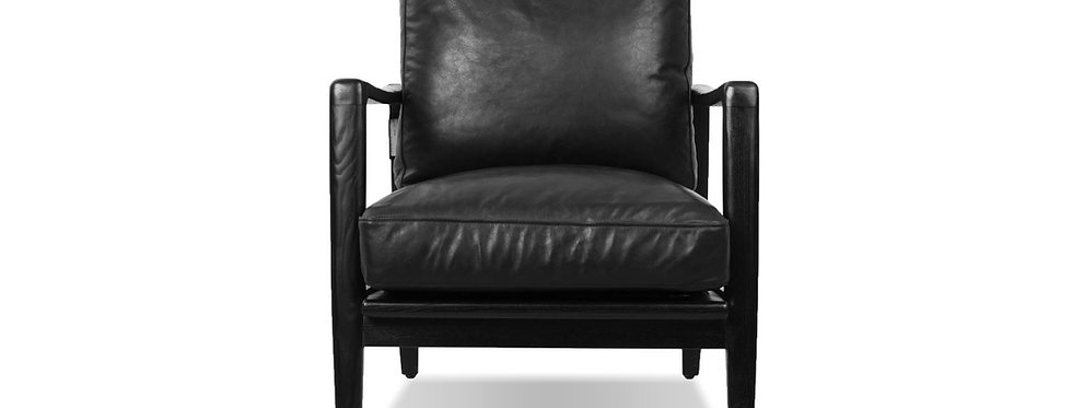 Craftsman - Cuir noir