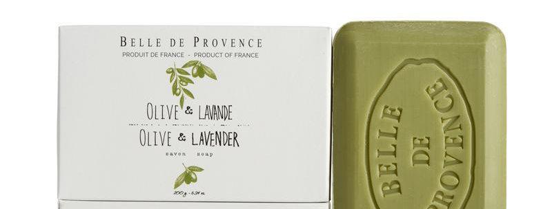 Savon - Olive Lavande