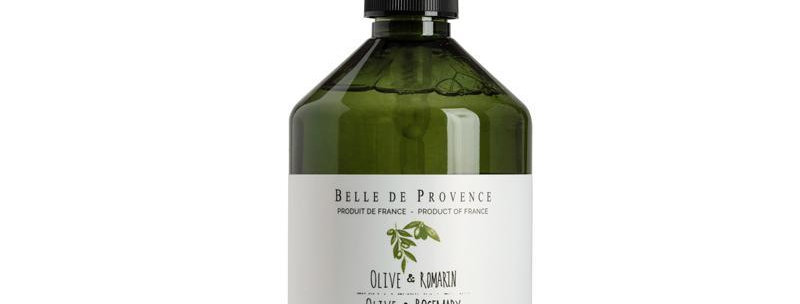 Savon liquide - Olive Romarin