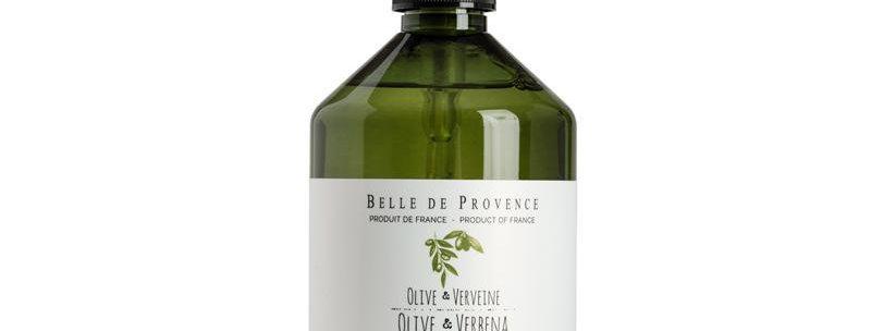 Savon liquide - Olive Verveine