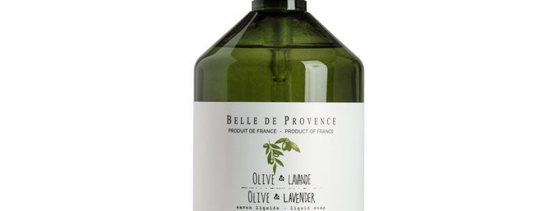 Savon liquide - Olive Lavande
