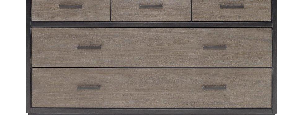 Myroom Noir - 5 tiroirs